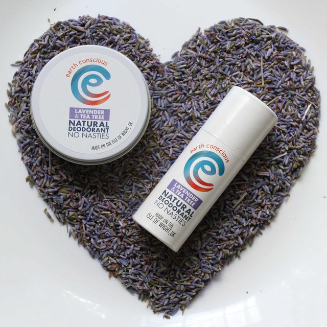 Earth Conscious Ingredient Spotlight - Organic Lavender Essential Oil