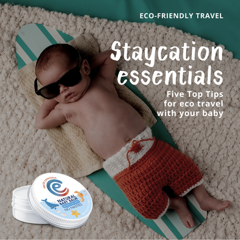 Eco travel with babies