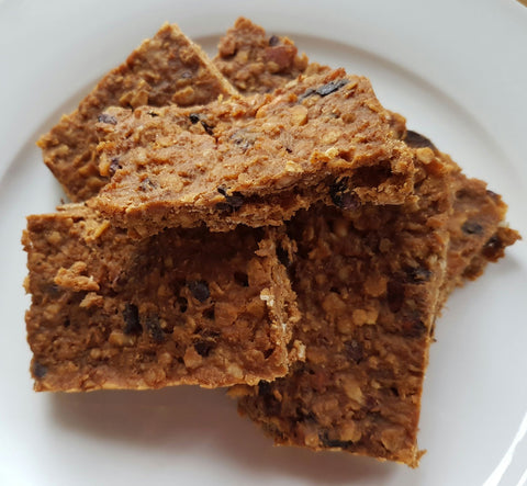 Pumpkin Granola Bar