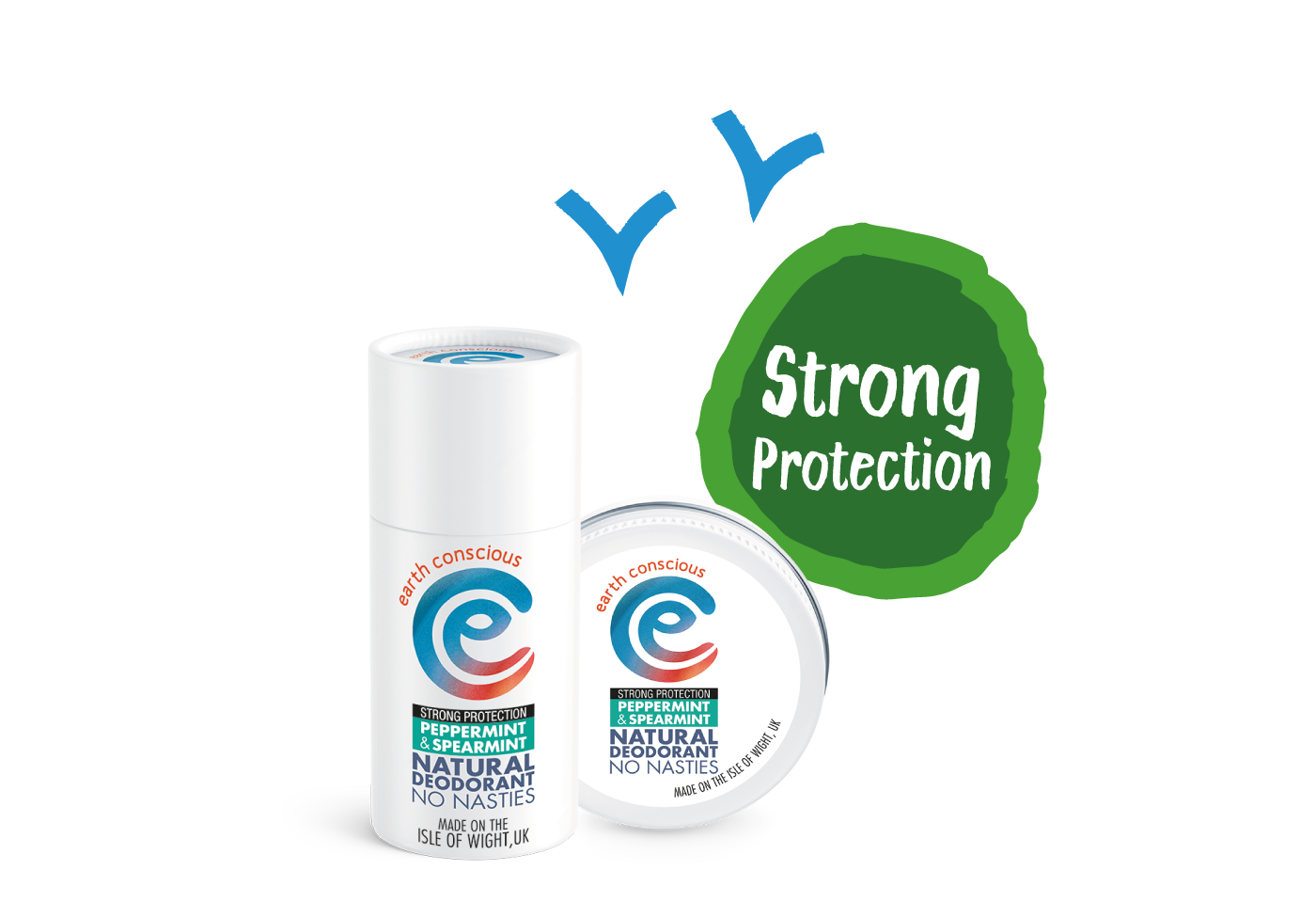 Award Winning Natural Deodorant | Earth Conscious