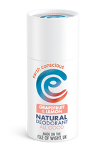 Grapefruit Lemon Natural Deodorant Stick