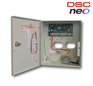 DSC Powerseries NEO PC-2064 - Centrale d'alarme