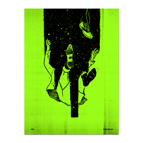 """Freefall"" Print Print- YONIL 
