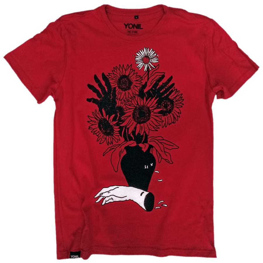 """Still Life"" T-Shirt T-shirts- YONIL 