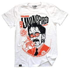 """Uninspired #2"" T-Shirt T-shirts- YONIL 