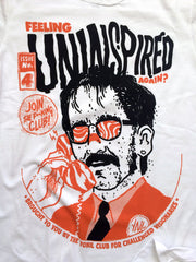 """Uninspired #2"" T-Shirt"
