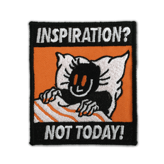"""Uninspired"" Patches Goods- YONIL 