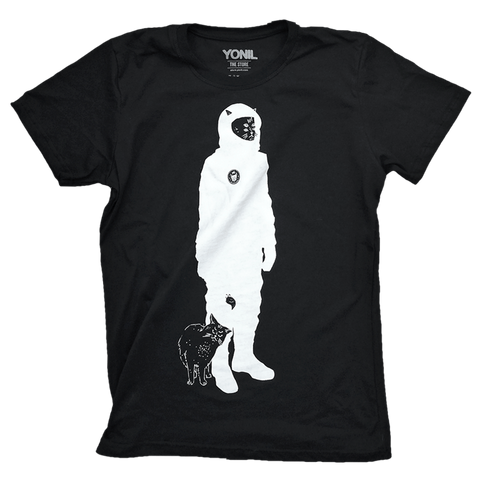 """YONIL Space Program"" (Astronaut) T-Shirt T-shirts- YONIL 