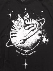 """YONIL Space Program"" (Planeta) T-Shirt T-shirts- YONIL 