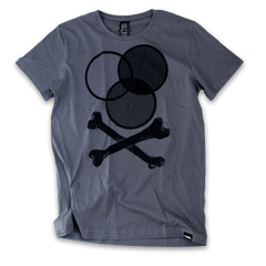 """CMYX"" (grey) T-Shirt T-shirts- YONIL 