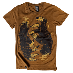 """Monster Hands"" T-Shirt T-shirts- YONIL 