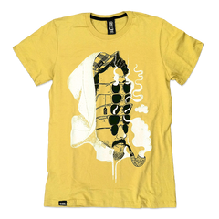 """Sherlock"" Yellow T-Shirt"