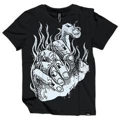 """Six Fingers"" T-Shirt T-shirts- YONIL 