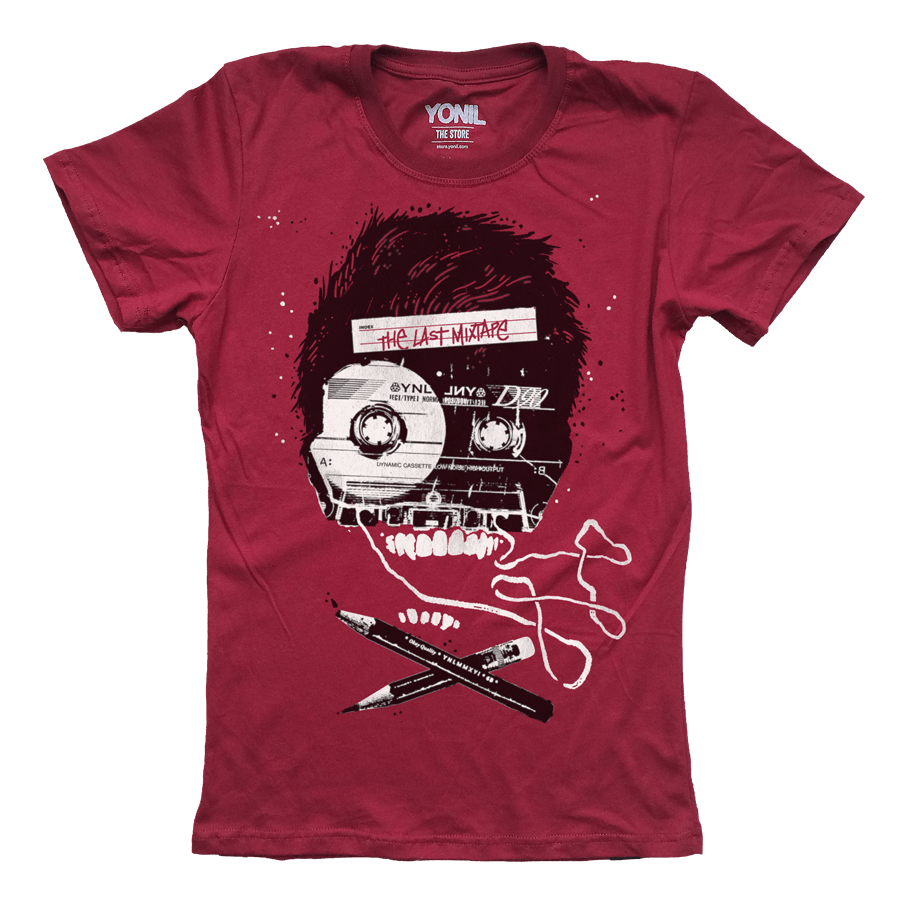 """The Last Mixtape"" T-Shirt T-shirts- YONIL 