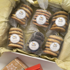 Top Shelf Cookies Holiday Selection Stack Pack