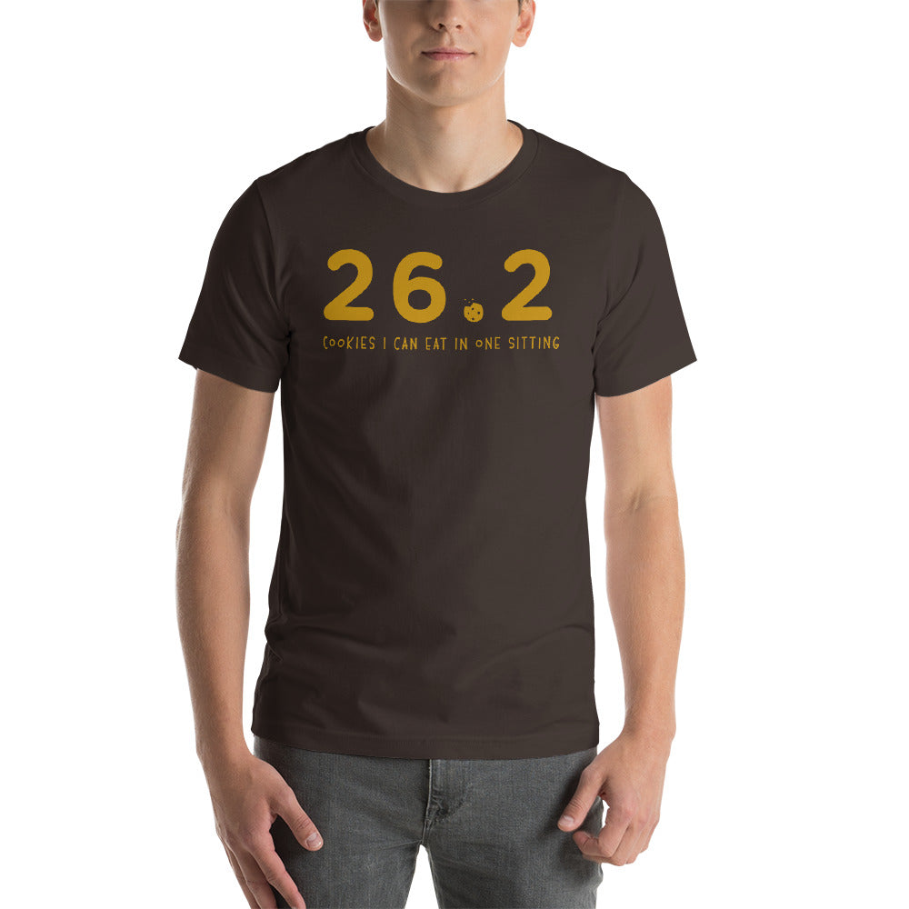26.2 Cookies Eaten In One Sitting Shirt