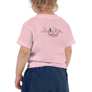 Wicked Smaht Cookie Toddler Tee