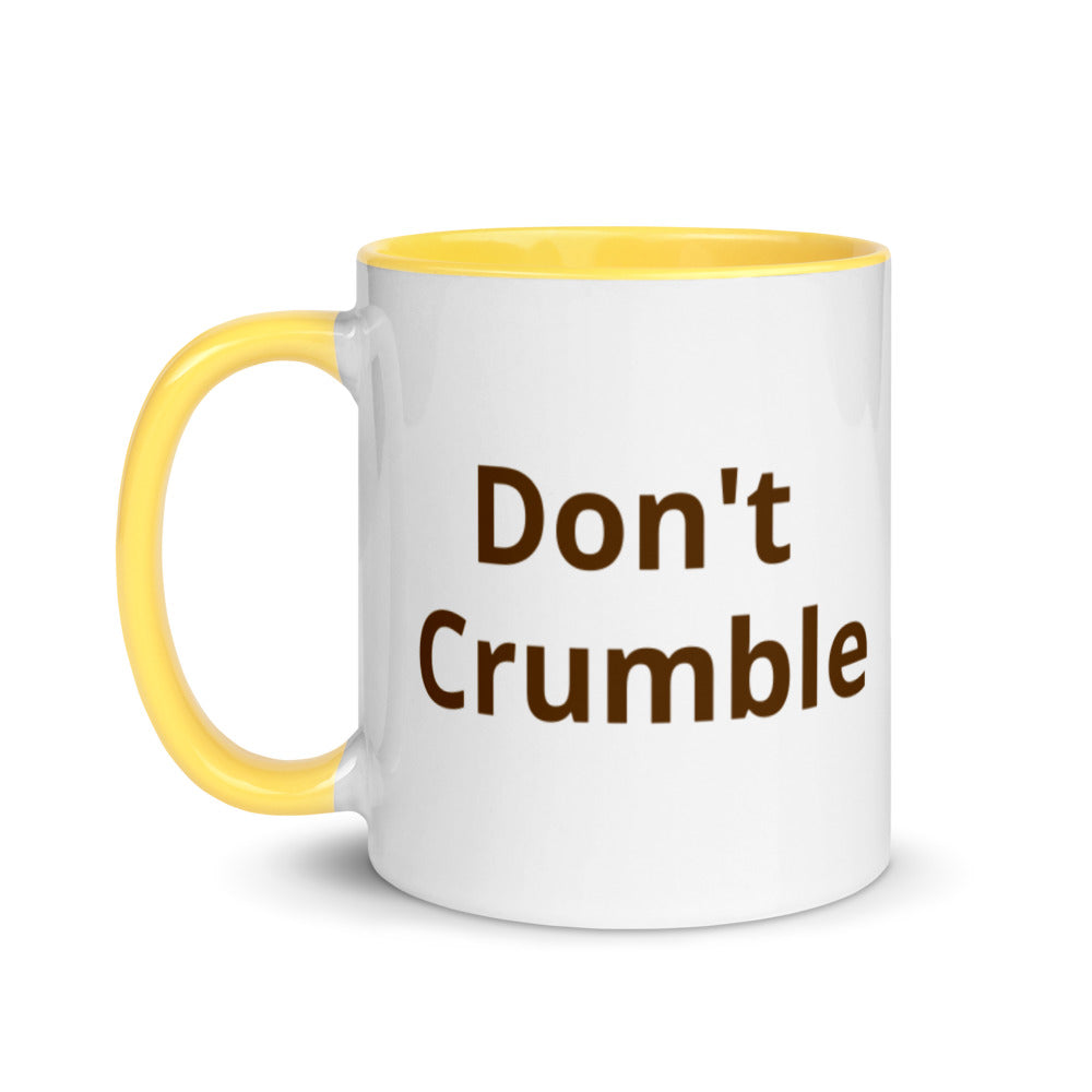 Don't Crumble