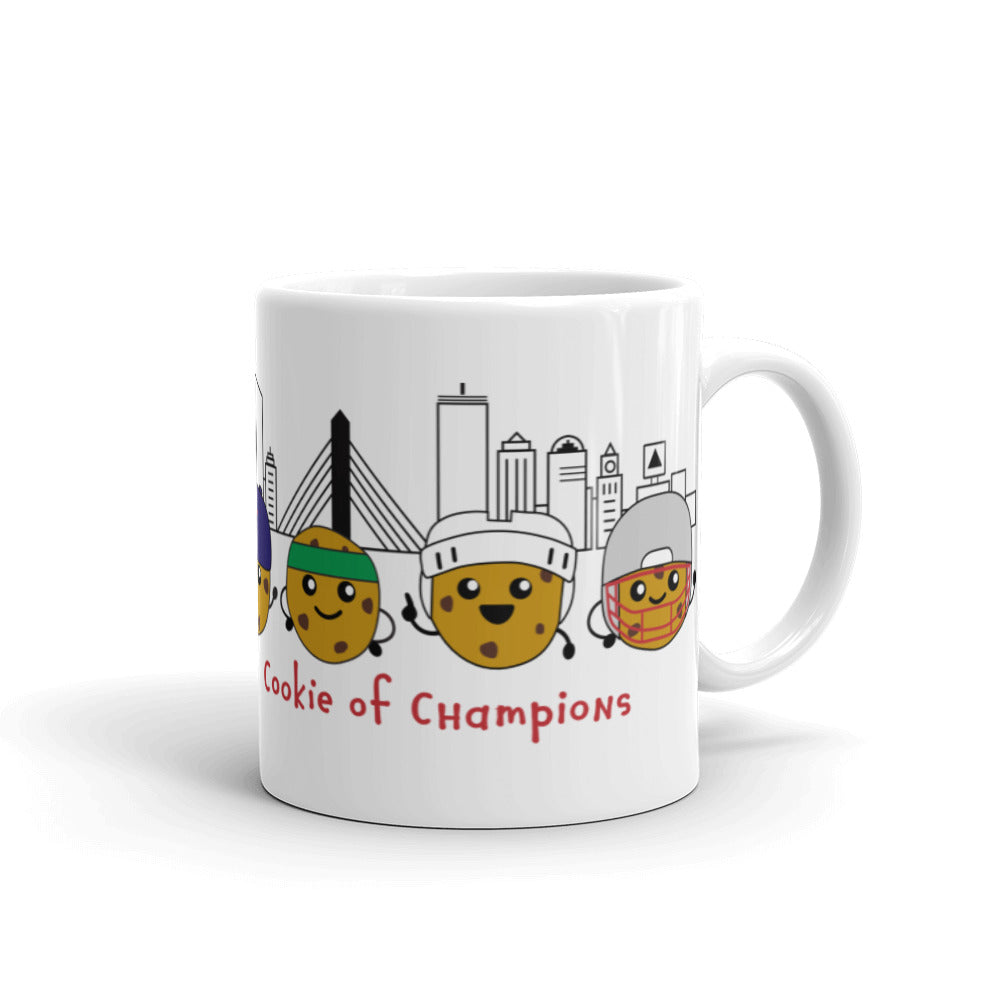 Cookie of Champions Mug