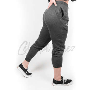*CHILL* Charcoal Joggers