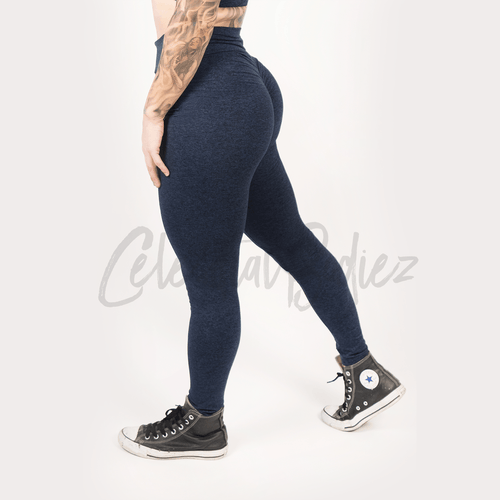 High Waist Midnight Leggings