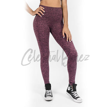High Waist Sunset Leggings