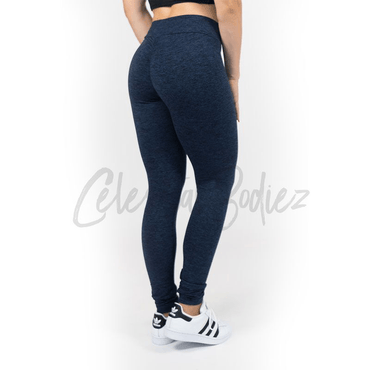 V-Cut Midnight Leggings