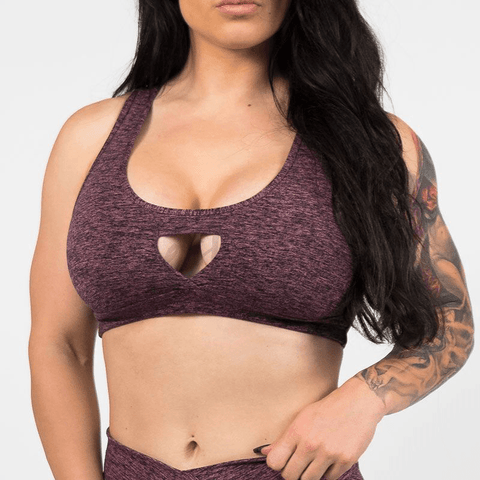 Midnight Sports Bra