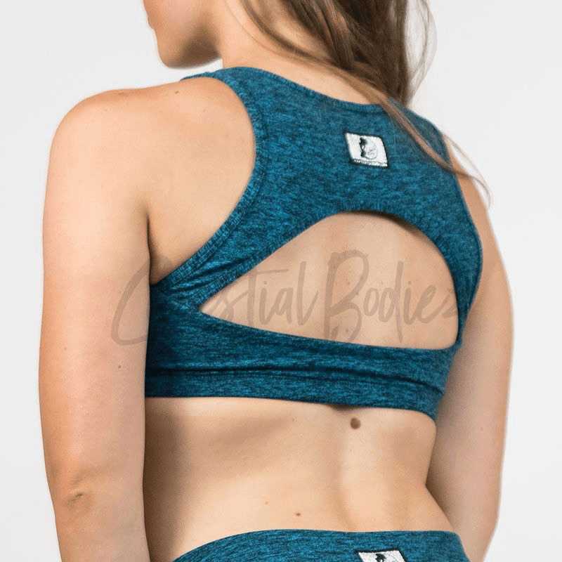 Electric Sports Bra
