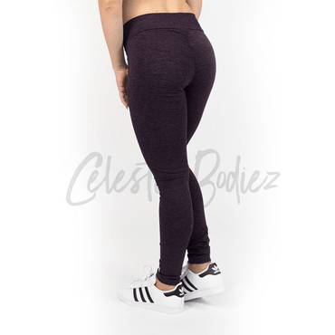 V-Cut Twilight Leggings