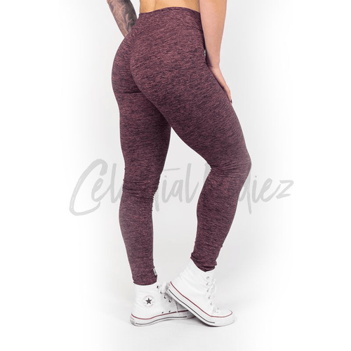 V-Cut Sunset Leggings