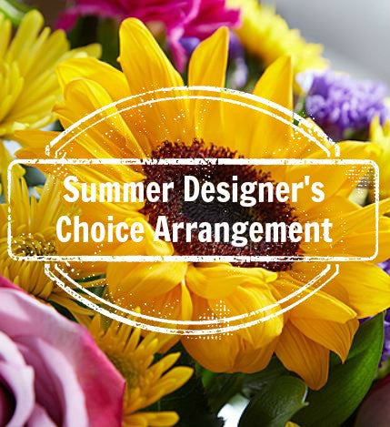 Designer's Choice Bouquet ~ Summer