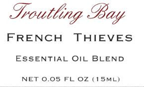 French Thieves Essential Oil Blend