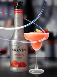 Monin Strawberry Purée (1L)