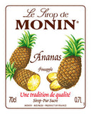 Monin Pineapple Syrup (70 cl)