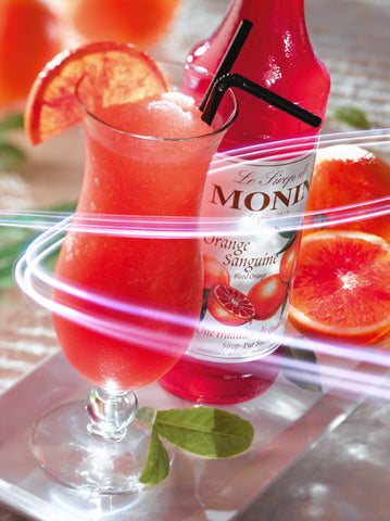 Monin Blood Orange Syrup (70 cl)