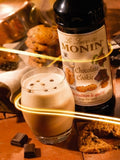 Monin Chocolate Cookie Syrup (1 litre)
