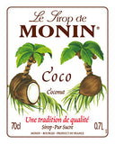 Monin Coconut Syrup (750ml)