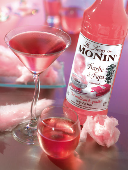 Monin Cotton Candy Syrup (70cl)