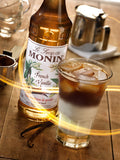 Monin French Vanilla Syrup (1L)