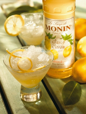 Monin Glasco Lemon Syrup (70 cl)
