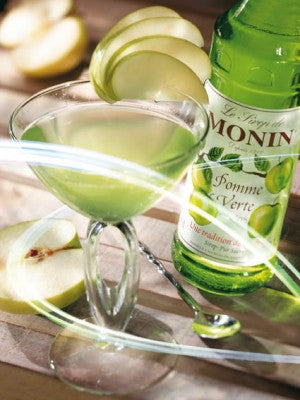 Monin Green Apple Syrup (70 cl)