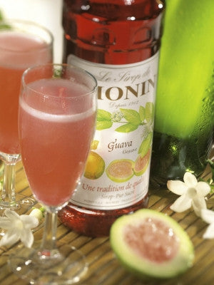 Monin Guava Syrup (70 cl)