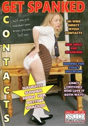 Get Spanked Contacts Issue 3