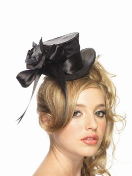 Top Hat With Flower
