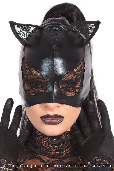 Wetlook Cat Mask