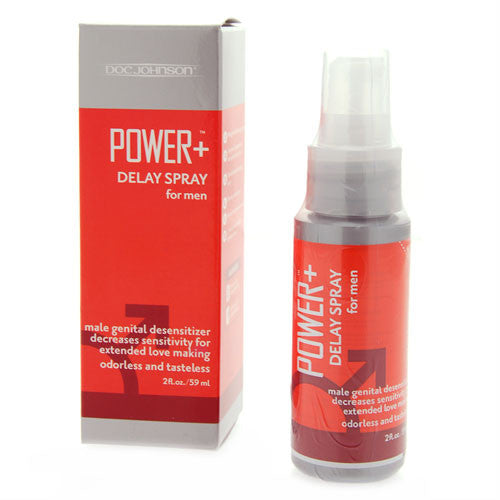 Power Plus Delay Spray For Men