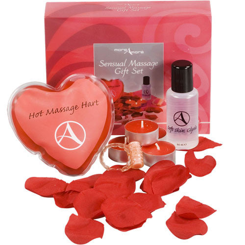 More Amore Sensual Massage Gift Set