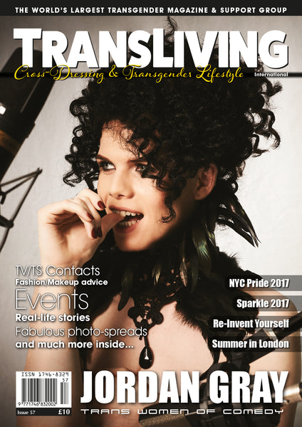 Transliving International Issue 57 - Cross-Dressing & Transgender Lifestyle