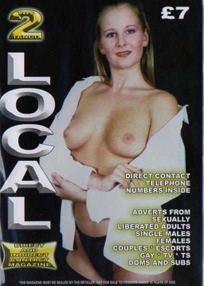 Local Two Tango Contacts Magazine Issue 30